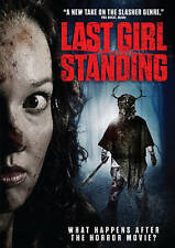 Last Girl Standing (DVD, 2016) Horror Survival,Cult Classic Previous Rental
