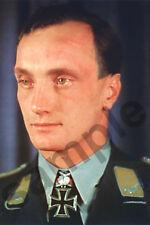 aviation art pilot postcard colour WW2 Josef Wurmheller Luftwaffe JG 2 photo