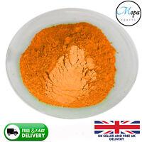 Cosmetic Mica Powder Orange Tangerine Pigment Soap Bath Bombs  Nail Art Additive