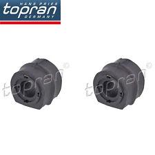 2x VW Sharan 2.8 VR6 1.9 2.0TDI Front Stabiliser Anti Roll Bar Bushes 7M0411031*