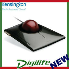 Kensington SlimBlade TRACKBALL Laser Mouse USB PC & Mac