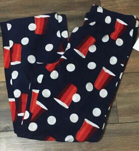 Beer Pong Super Soft & Comfy Fleece Pants Soft & Warm Lounge Pant PJ Bottoms