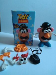 Vintage Mr. Potato Head Toy Story 1 Playskool, 1995 Toy COMPLETE IN BOX
