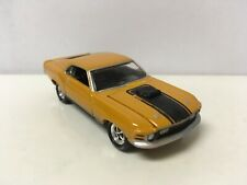 1970 70 Ford Mustang Mach 1 428 Cobra Jet Collectible 1/64 Scale Diecast