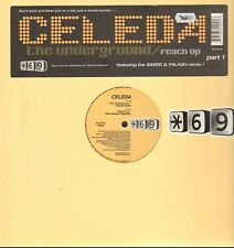 Celeda ‎– The Underground / Reach Up (Part 1) - Star 69 - Usa 2000 - star1209
