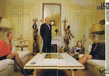 Coupure de presse Clipping 1988 Jean-Marie Le Pen   (8 pages)