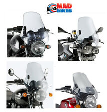 GIVI A660 Airstar Universal Smoked Motorcycle Screen 42.5 x 42cm Windshield