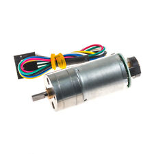 Metal Gearmotor 25Dx48L Mm With 48 CPR Encoder (9.7:1)