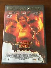 MONSTER'S BALL - ED 1 DVD - 117 MIN - NEW & SEALED NUEVA EMBALADA - HALLE BERRY