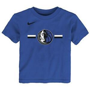 Nike NBA Toddlers Dallas Mavericks Essential Logo Tee Shirt
