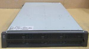 Fujitsu Eternus CS800 S2 DX80 22TB Enclosure 2x CA07145-C641 CM ETCS-DDA-DX80E2