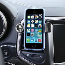 Hands Free Cell Phone Holder Mount Accents Car Vent Bluetooth Smartphone Black