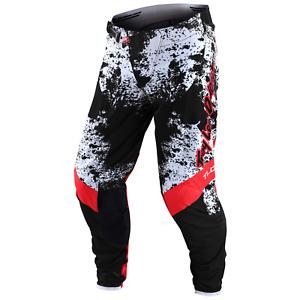 Troy Lee Designs SE ULTRA Pants Tld Mx Motocross Dirt Bike Enduro Atv ROCKET RED