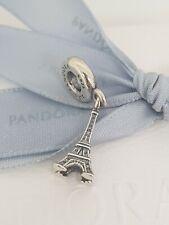 Authentic Pandora Eiffel Tower Paris France Travel Charm 791082