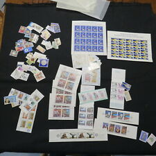 Set Of 150 Stamps Aliens & French Europa Not Obliterated