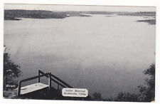 ARDMORE, Oklahoma, 40-60´s; Waterfront View of Lake Murray
