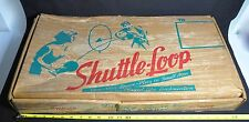 Vintage Rare Shuttle Loop Badminton Family Game by Dudley Sport Company