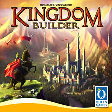 Queen Games - Kingdom Builder Board Game (New)