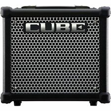 Roland CUBE-10GX 10W 1x8 COSM Modeling Onboard Effects Guitar Combo Amp Black