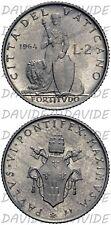 04086] CITTà DEL VATICANO - PAPA PAOLO VI - 2 LIRE 1964 ANNO II - FDC