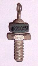 NEW NOS VINTAGE MOTOROLA MR2004SR RECTIFIER DIODE