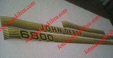 John deere 6000 series stickers / decals
