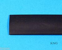 19.1mm x 2m Heat Shrink Tubing Black Heatshrink 19mm Cable Sleeve Insulation 3/4
