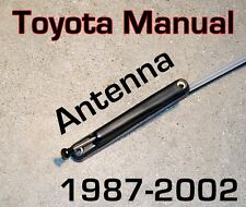 *Brand New* Manual-Direct Fit PILLAR AM / FM ANTENNA  FITS: 87-02 Toyota COROLLA