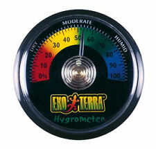 Exo Terra Hygrometer humidity Level Checker Easy To Read And Install