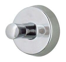 Spirella Sydney Cromado 1 Gancho Metal Cromo-Plateado Producto de la Marca Suiza