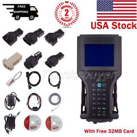 Tech 2 Diagnostic Scanner Tool for SAAB/ISUZU Sic Bo Opel + Candi + 32MB Card#US