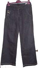 Joli jeans bleu foncé coupe large DIESEL Mod VOLVER W 27 L 32 TBE