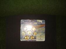 Griechenland 2010,Offizieller Kursmünzensatz (KMS) 2010,Ath. Trireme,NEU,OVP!