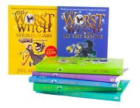 Worst Witch Jill Murphy Collection 7 Books Set
