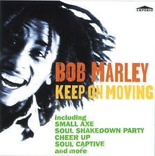 Bob Marley - Keep on Moving (1997) - CD - BRAND NEW