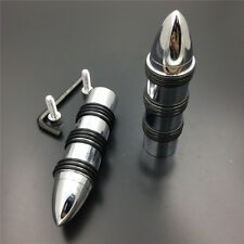 Bullet Rocket  Foot Pegs for SUZUKI Intruder 1400 Boulevard S83 Marauder 800