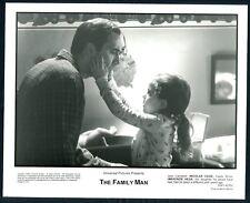 NICOLAS CAGE MAKENZIE VEGA in The Family Man '00 CHILDSTAR