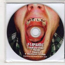 (GQ428) Flipside, Ball & Chain - DJ CD