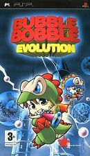 Bubble Bobble Evolution (Sony PSP, 2006) - European Version