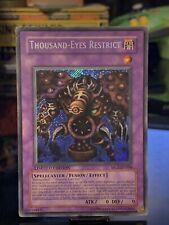 Thousand-Eyes Restrict - MC1-EN004 - Secret Rare