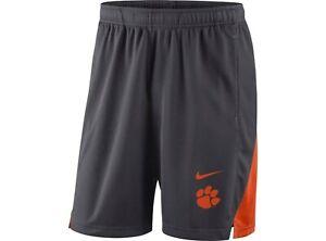 Men's Clemson Tigers Anthracite Nike Franchise Shorts NWT Medium