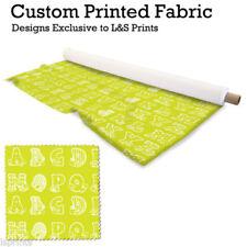 Tessuti e stoffe verde per bambino per hobby creativi