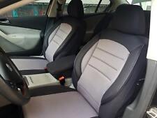 Schonbezüge Autositzbezüge für Opel Astra schwarz-grau NO2362534 Set
