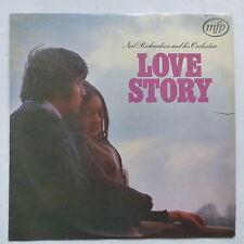 NEIL RICHARDSON Love story BO Film OST MFP 5189 FRANCIS LAI