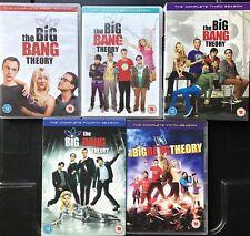 The Big Bang Theory Seasons 1-5 DVD - 5051892081740