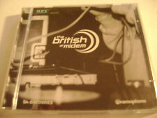 The Bristish At Midem 2002 (CD) The Bush, The Tree And Me, 39 Vybes, K. Delight