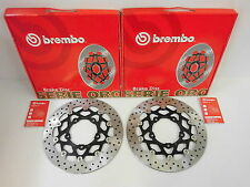 Brembo Bremsscheiben Bremse vorne komplett Suzuki GSXR 600 750 1000 GSX-R