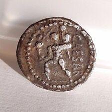 Moneda Julius Caesar denarius denarios 44 a.c. Roma denarios imperatorische cuños