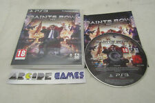 SAINTS ROW IV PLAYSTATION 3 PS3 COMPLET (vendeur pro)