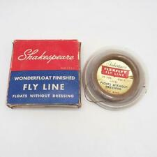Vintage Shakespeare FlexflyT Floating Fly Fishing Line in Unused Clamshell Box